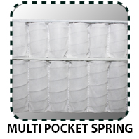 Multi Pocket Spring