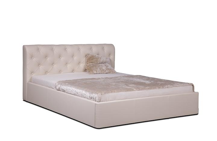 70bc51b040b Тапицирано легло Белисима за матрак 140х200 от Мебели МОБ   Легла ...