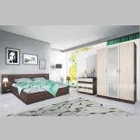 Спален комплект CITY 7000 От Матраци Варна - Матраци и...