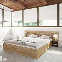 Легло с повдигащи амортисьори  City2007 за еднолицев матрак 160х200 От Матраци Варна - Матраци и...